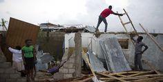 Fuerte aumento de víctimas de huracán Matthew en Haití