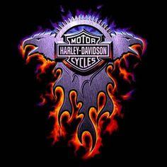 Harley-Davidson Art   Uhl Studios