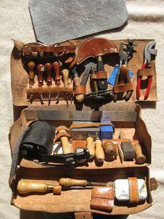 Mobile Leather Workshop
