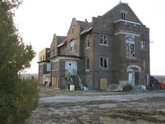 2. Hop in the car for a road trip featuring abandoned places.