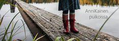 AnniKainen puikoissa: Kolmas huivi Matkantekijän malliin Knitting Socks, Riding Boots, Shoes, Fashion, Manualidades, Breien, Knit Socks, Horse Riding Boots, Moda