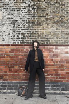 Inspired by Oliver Twist, styling bits from Farfetch
