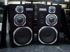 High End Audio Equipment For Sale Yamaha Speakers, Yamaha Audio, Equipment For Sale, Audio Equipment, Yamaha Hi Fi, Technics Hifi, Big Speakers, Speaker Design, Musica