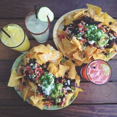 Jealous of UO Portland's nacho situation.