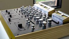 stpVx update: The Phoenix mixer in photos - http://djworx.com/stpvx-update-phoenix-mixer-photos/