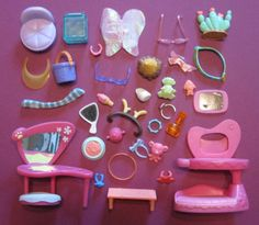 Littlest Pet Shop Huge Lot 30 Pieces of LPS Accessories 14 | eBay
