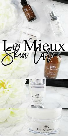 Le Mieux | Luxe Caliber Skin Care for Everyday Use *prsample