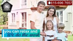 Our Job is keeping you happy, you can relax and we do the work. - Ram Fe...