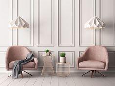 Interior Simple, Pastel Interior, Home Interior Design, Modern Classic Interior, Interior Logo, Interior Livingroom, Apartment Interior, Scandinavian Interior, Interior Ideas
