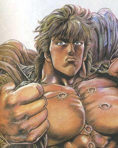 Kenshiro, Fist of the North Star / Hokuto no Ken
