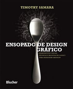 Capa do livro Ensopado de Design Gráfico