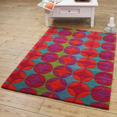 Harlequin rugs feature modern designs that are perfect to use as feature or less prominent accessories. 2 sizes available. Modern Rugs Uk, Contemporary Rugs, Funky Rugs, Hall Runner, Cheap Rugs, Free Uk, Buy Now, Modern Design, Carpet