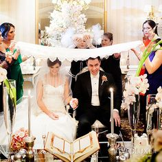 Yasaman & Alireza's stunning Persian Wedding was featured in the pages of WedLuxe Magazine  #DreamGroupWedding #VancouverWeddingPlanner