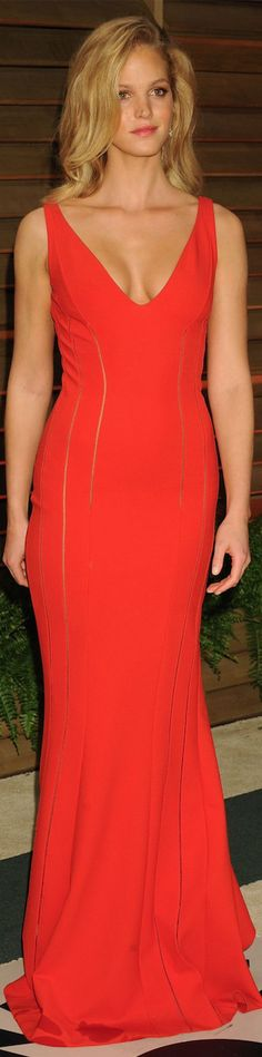 Erin Heatherton in Antonio Berardi