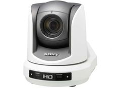 High Definition video conferencing camera. With pan, tilt and zoom. 1080i, 720p, and SD output compatibility. Zoom: 18x Optical. Image device: 1/3 type 2 megapixel CMOS.