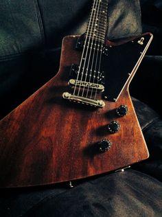 2008 Gibson Explorer Faded