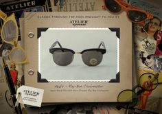 1980's www.ateliereyewear.com #glasses #style #luxury