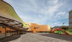 Gallery of Nursery and Primary School in Saint-Denis / Paul Le Quernec - 1
