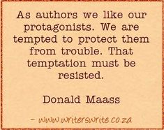 Donald Maass