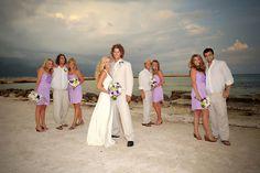 Shabby Chic Key West Wedding | Blueye Images