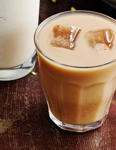 The Rude Health Café in Fulham serves this Indian-inspired recipe as a popular alternative to a latte. This recipe is super quick and easy - it uses darjeeling tea, black pepper, cinnamon and hazelnut milk to create a wonderfully nutty and aromatic complexity