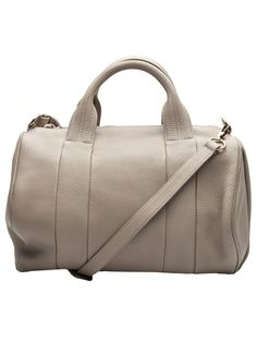 Alexander Wang Rocco Bag in Oyster http://roanshop.com/alexander-wang-rocco-oyster.html#