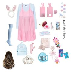 """""""Baby Bunny"""" by victoria-santos-3 ❤ liked on Polyvore featuring MANGO, Minna Parikka, Sugarbaby, Miss Selfridge, Monsoon, VTech, soo n soo, Bare Escentuals, Bunnies by the Bay and OXO"""