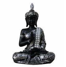 DEKOR WORLD SILVER BUDHA.