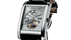 Edward Piguet Large Date Tourbillon  @DestinationMars