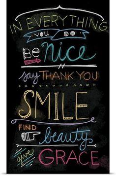 Trademark Global Holli Conger Chalk it Up 1 Canvas Art - 27 Chalkboard Art Quotes, School Chalkboard, Chalkboard Signs, Chalkboards, Coffee Chalkboard, Chalkboard Ideas, Chalk It Up, Chalk Art, Training Quotes