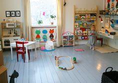 Монтессори материалы своими руками | http://www.babyroomblog.ru/