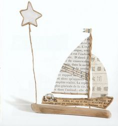 Zauberhafte Papierwerkstatt: Ferien!!! #Zeitungspapier (LV_Buch) http://paulineshouse.com/basteln-zeitungspapier-draht-kreativ-5412/#more-5412