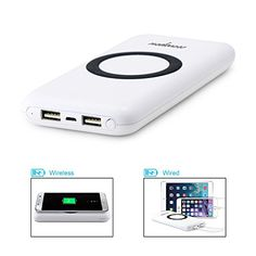 Mini Universal Phone External Battery Charger Travel Charge For Samsung LG HTC k