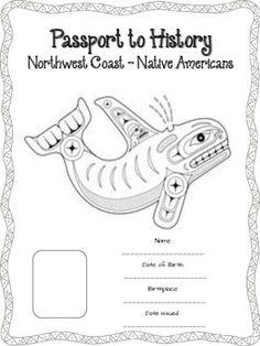 Northwest Coast Native Americans - Passport to History
