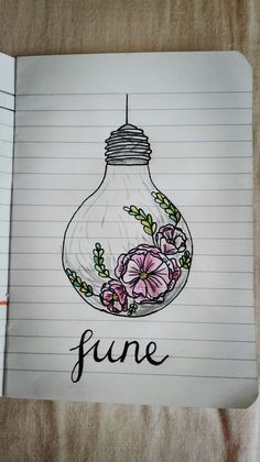 #bulletjournal #bujo #june #