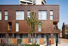 medium density housing apartments