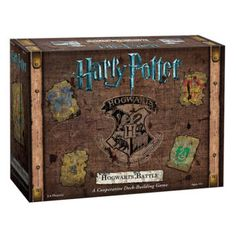 Can you stop the forces of Evil from overtaking Hogwarts Castle? Take on the role of a HOGWARTS student; Harry, Ron, Hermione, and Neville to defeat the villains and ensure the safety of the school with this Hogwarts Battle Deck Building Game. Fanart Harry Potter, Carte Harry Potter, Harry Potter Board Game, Harry Potter Games, Harry Potter Outfits, Harry Potter Hogwarts, Hogwarts Games, Hogwarts Alumni, Building Games