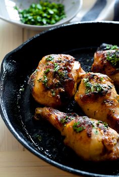 Buttermilk Paprika Roast Chicken by pickyin #Chicken #Buttermilk #Paprika