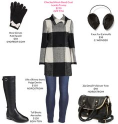 Block it in Wool  My weekly outfit - https://mystylit.com