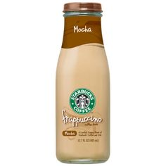 I'm learning all about Starbucks Coffee Drink Frappaccino Mocha at @Influenster!