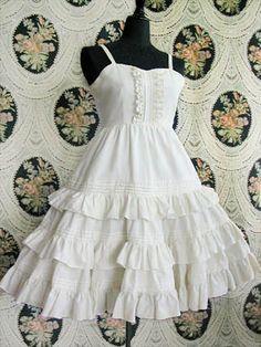 Classical dress ~ make handmade - handmade - handicraft