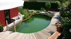 BIOTOP Schwimmteiche, Gartenteiche & Naturpools - der KLASSIK Teich