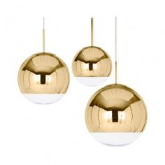 Tom Dixon's Gold Mirror Ball Pendant Light possess huge appeal and a timeless quality. Opulent and timeless, the inner side of the globe is coated in a silver mirror finish with the outer in gold. Buy this beautiful suspension light from Utility today Desk Light, Lamp Light, Light Up, Tom Dixon, Gold Pendant, Pendant Lamp, Photoshop Images, Mirror Ball, Ceiling Lights
