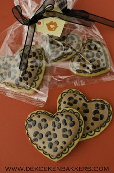 wild at heart cookies....
