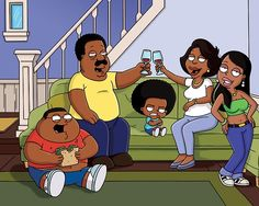 The Cleveland Show - Hahahah