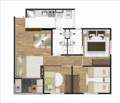 Autêntico Mooca - Apartamento Mooca - São Paulo, SP   Lopes Imobiliária - 59,85m²