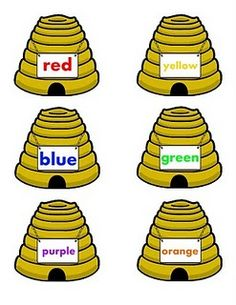 bee hive color matching