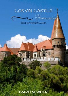 Possibly the most magical gothic castle in the Transylvania region of Romania, Corvin Castle, also known as Hunyadi Castle, is a visual splendour in the small town of Hunedoara