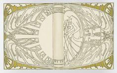 De boekbanden voor Couperus' uitgaven, tot 1915 | Koninklijke ...