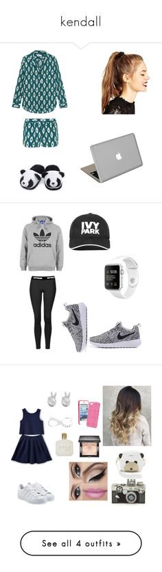"""""""kendall"""" by solange-abigail-leffalle ❤ liked on Polyvore featuring Equipment, ASOS, Valentine Goods, adidas, Topshop, Ivy Park, adidas Originals, Vera Bradley, Furla and Givenchy"""